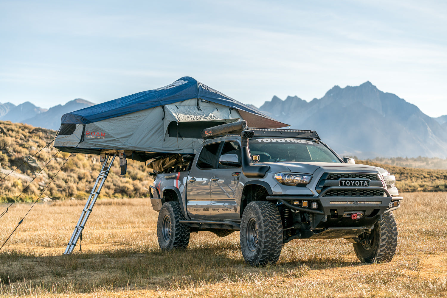 The Vagabond Rooftop Tent