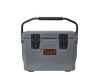 ROAM 20QT Rugged Cooler in Slate