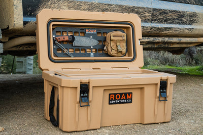 83L Rugged Case Molle Panel