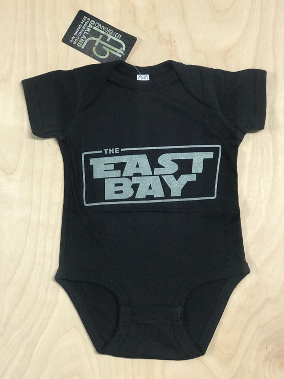 Infant East Bay Glow in the Dark Onesie