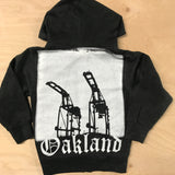 Youth The Classic Oakland Zip Up Hoodie