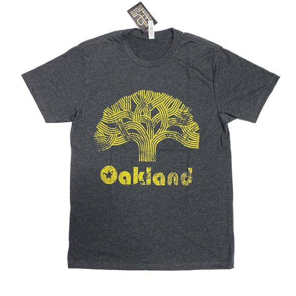 Men's Vintage Oakland Tree T-Shirt