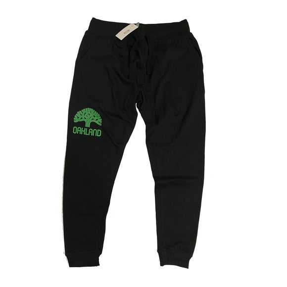 Men's Green Tree Joggers