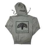 Men's Mighty Oak Zip Up Hoodie