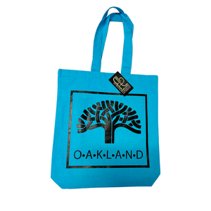 Mighty Oak Tote Bag w/ Gusset