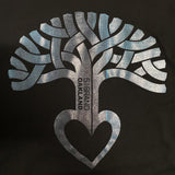 Men's Oakland Tree Heart T-Shirt