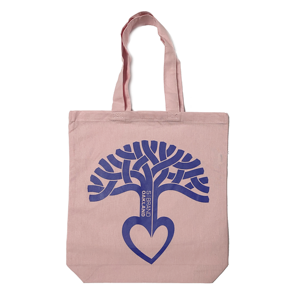 Oakland Tree Heart Tote Bag