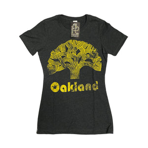 Women's Vintage Oakland Tree T-Shirt