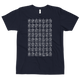 Guitar Tab Chord Chart for Guitarists T-Shirt
