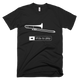 Slide To Play Trombone T-Shirt