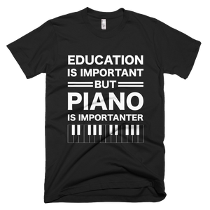 Education Piano Funny Music T-Shirt