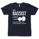 I'm A Bassist Music T-Shirt