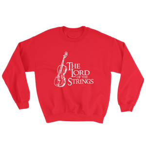 Lord of the Strings Sweatshirt