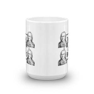 Think Outside The Bachs Mug