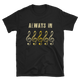 Always in Treble 2 Violin Flute Trumpet T-Shirt
