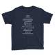 Musical Terminology Lesson Youth T-Shirt