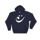Happy Bass Clef Smiley Hoodie