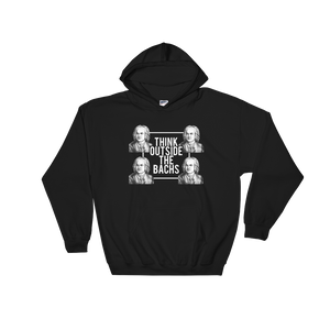 Think Outside The Bachs Hoodie