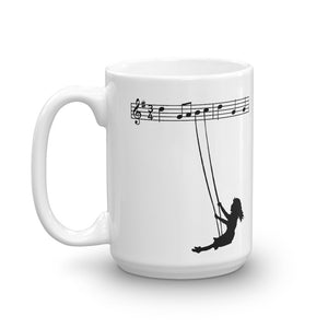 Swing Minuet Music Mug