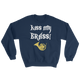 Kiss My Brass - French Horn Sweatshirt
