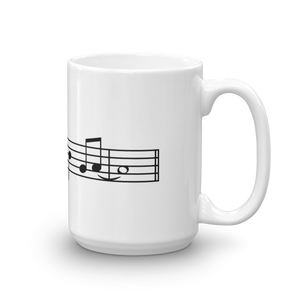 The Lick Jazz Musician Mug