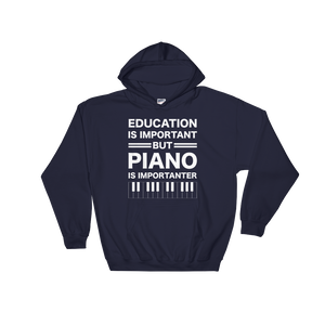 Education Piano Funny Music Hoodie