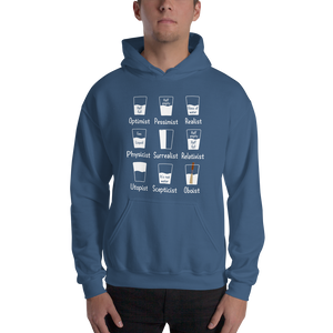 Oboist Perception Glasses Music Hoodie