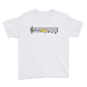 SoFa Solfege Funny Music Youth T-Shirt