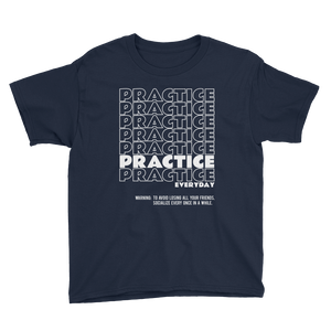 Practice Everyday Music Youth T-Shirt