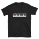 Penguins Piano Funny Music T-Shirt