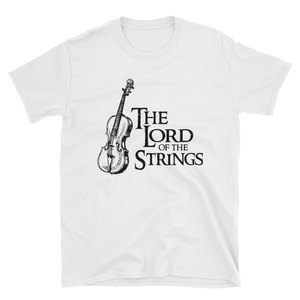 Lord of the Strings T-Shirt