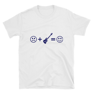 Happy Bass Guitarist - Bassist T-Shirt