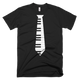 Piano Keys Fake Tie T-Shirt