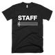 Staff Music Funny T-Shirt