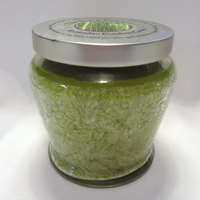 Australian Bamboo Grass 14 oz Scented Palm Wax Candle