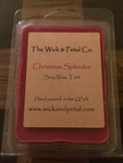 Christmas Splendor Soy Wax Tart