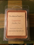 Gingerbread Soy Wax Tart