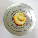 Iced Cinnamon Rolls 14 oz Scented Palm Wax Candle