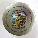 Orchard Apple 14 oz Scented Palm Wax Candle