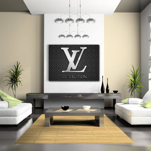 Louis Vuitton Canvas Print Art