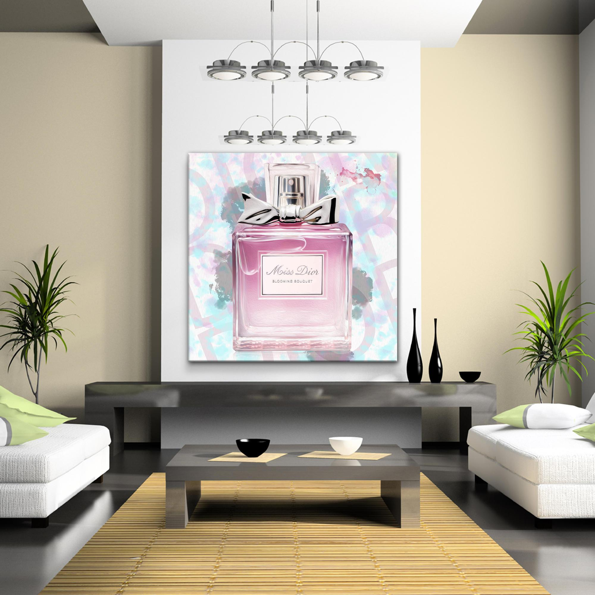 Miss Dior Canvas Print Art