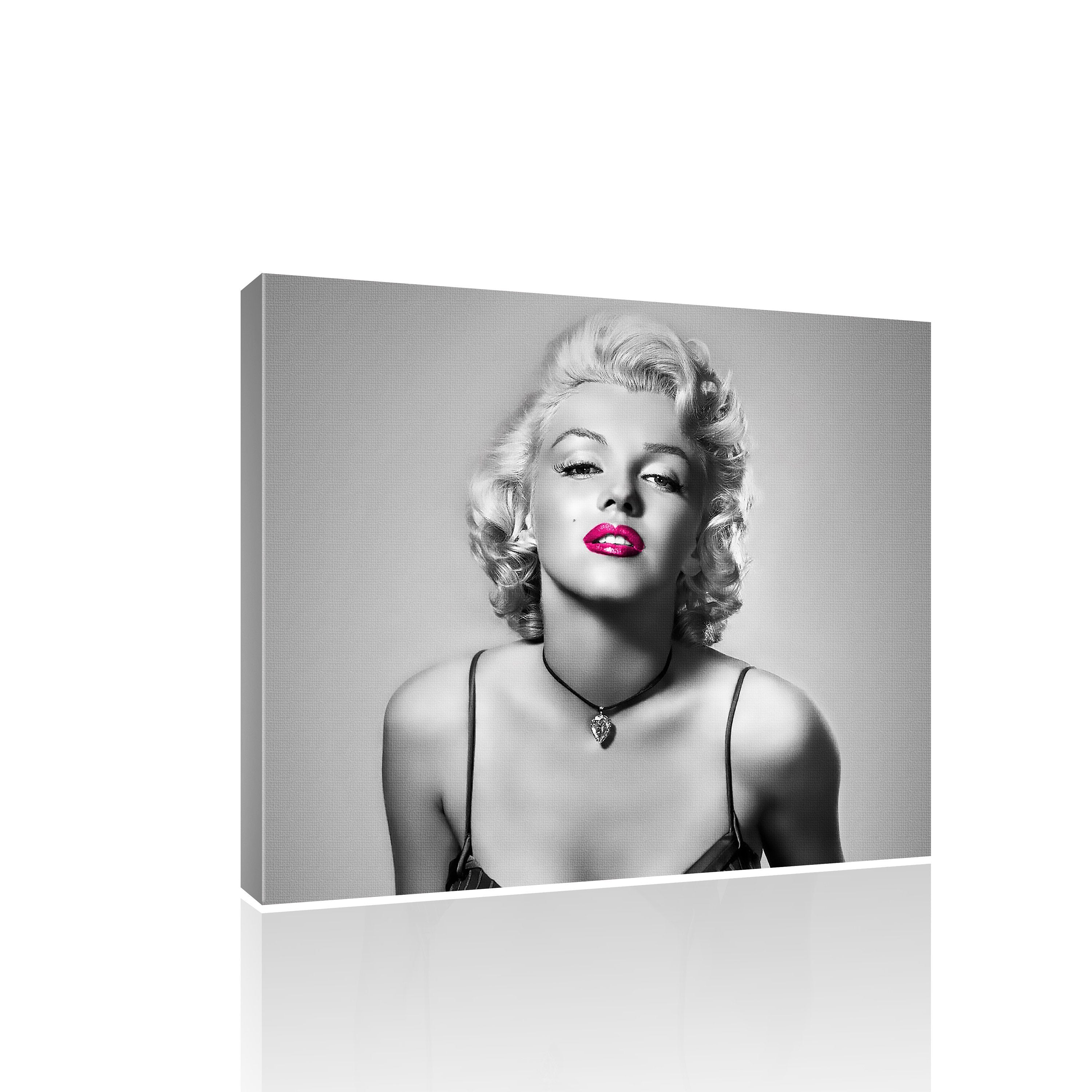 Marilyn Monroe Giclée Canvas Print Art Decor