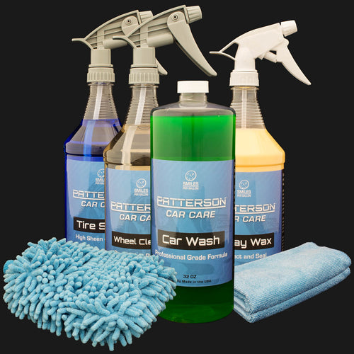 Wash N' Wax Kit