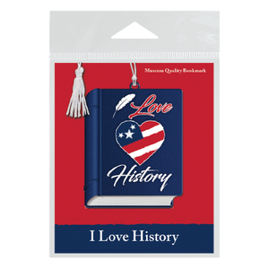 I Love History! Bookmark BK-001-021