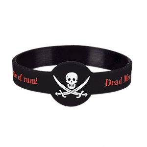 Pirate Silicone Bracelet
