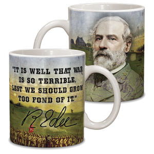 Robert E. Lee Ceramic Mug