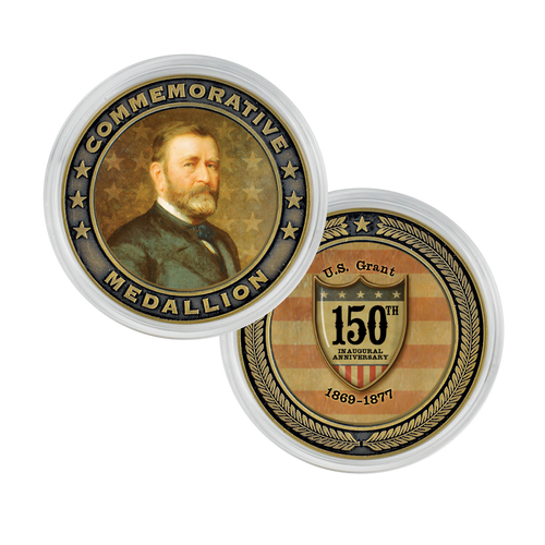 Grant 150th Anniverary Medallion CO-001-027