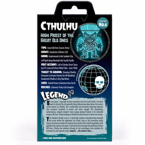Cthulhu - Creatures of Legends & Lore TY-910-006