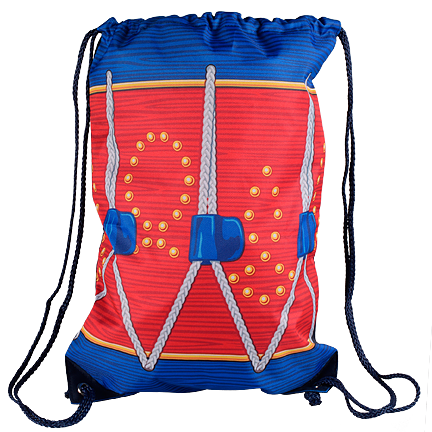 Drum Backpack FP-001-001