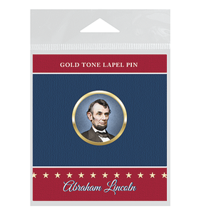 Abraham Lincoln Lapel Pin